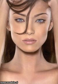 Cassi Colvin modeling photo