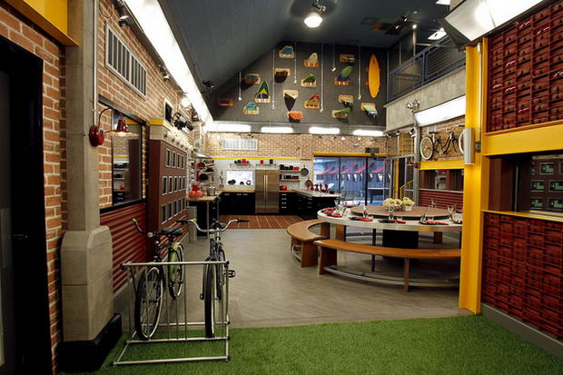 Big Brother 13 Entry Way