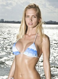 Big Brother Porsche Briggs Bikini