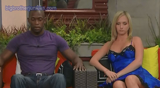 keith and porsche up for eviction big brother 13