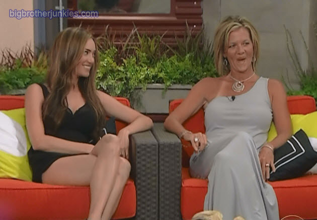 shelly and cassi before eviction