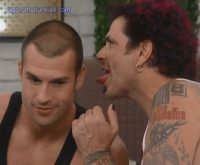 Evil Dick left the Big Brother House