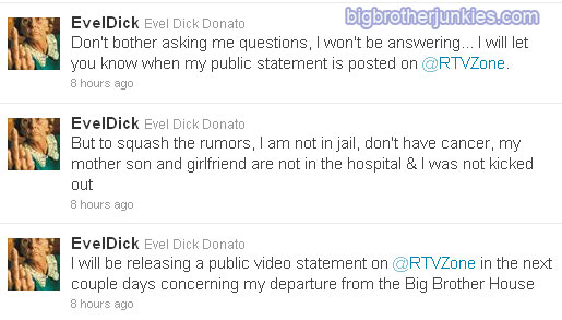 evil dick screenshot from twitter