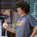 adam crazy hair