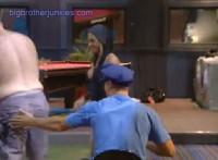 brendon slaps adams ass