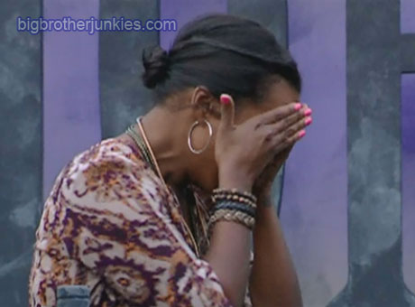kalia crying big brother 13