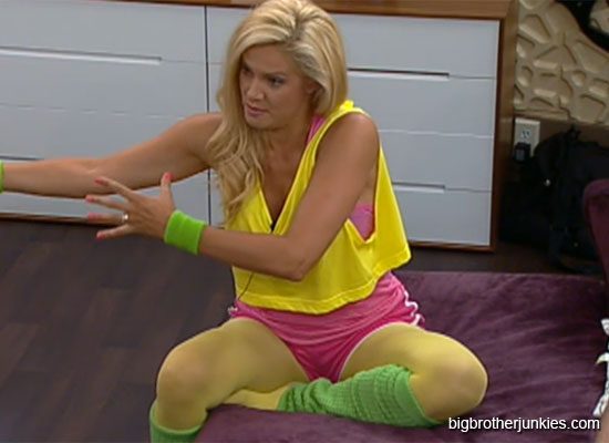 big brother 14 janelle wins coaches competition