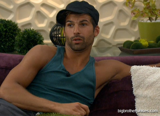 big brother 14 shane wins pov