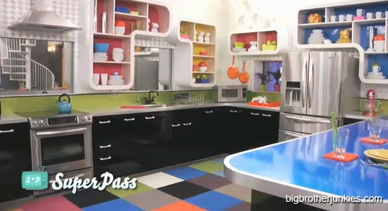 big brother 14 kitchen