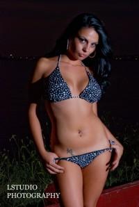 jojo Spatafora bikini shoot