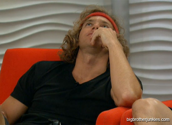 Frank nominated for eviction again