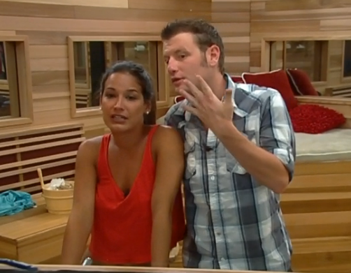 atch Jessie have her meltdown on the live feeds
