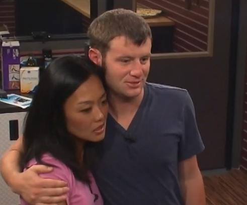 and a judd bb15 move in the pov finally made stars judd daugherty is