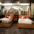 Celebrity Big Brother rodeo drive bedroom