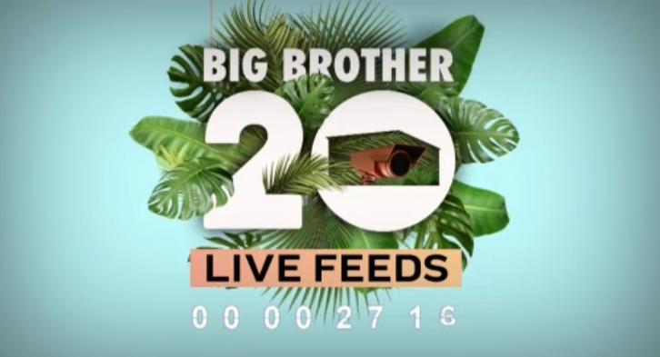 Big Brother 20 Feeds