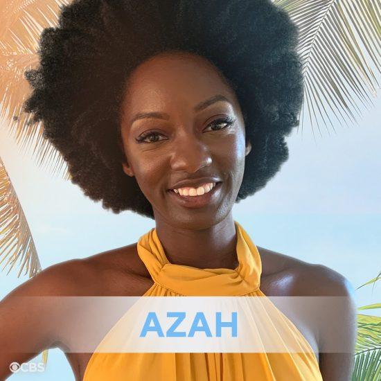 Big Brother 23 - Azah