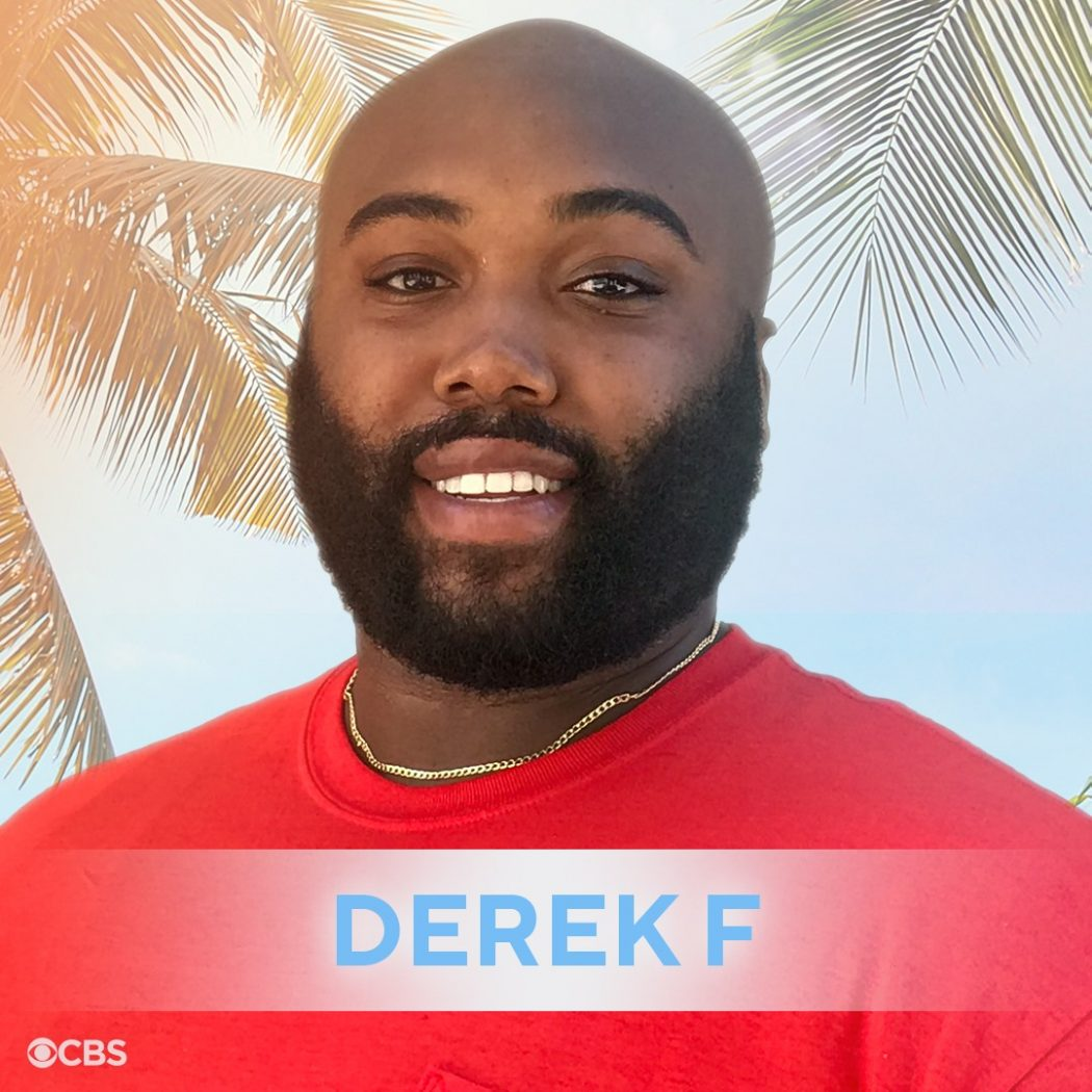Big Brother 23 Derek F