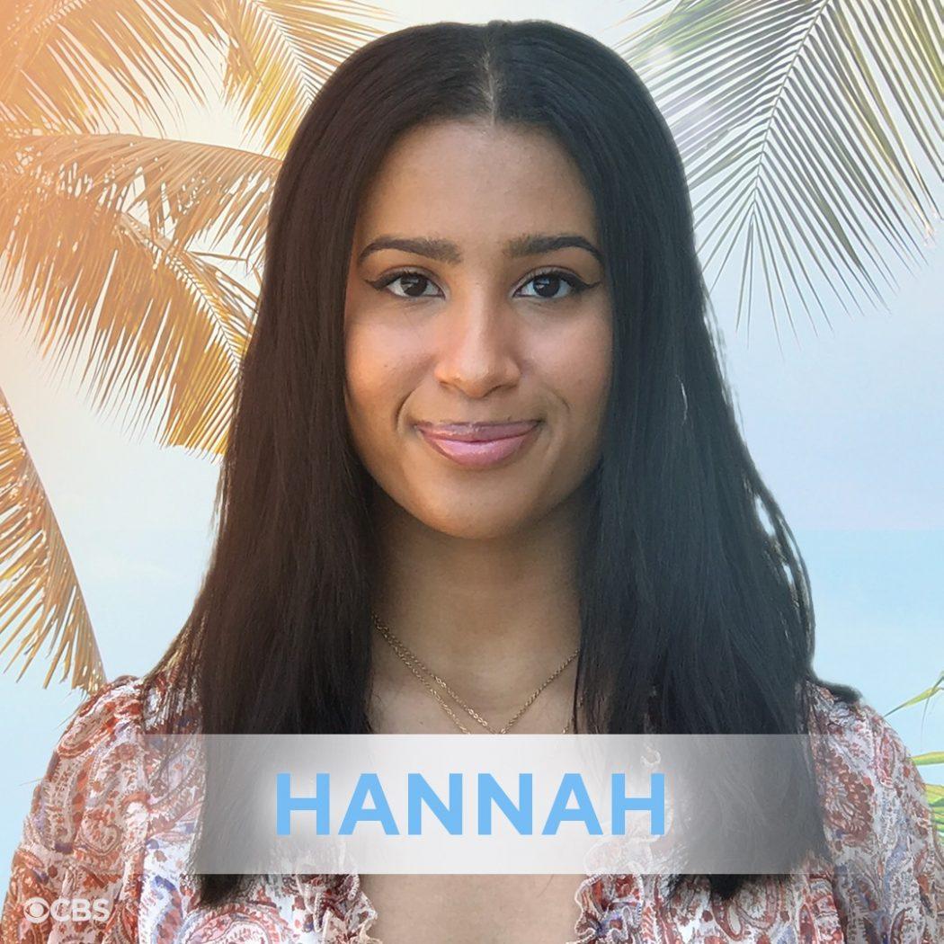 Big Brother 23 Hannah